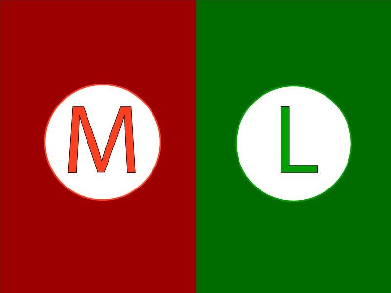 Luigi Logo